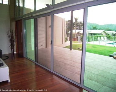 Invis Tech Stainless Steel Security Screens